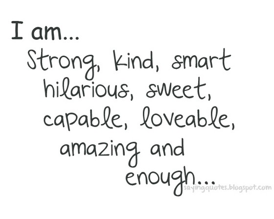Am kind quotes